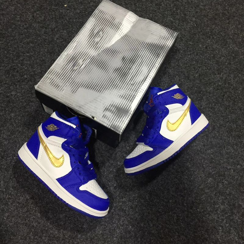 Kids Air Jordan I Sneakers 208