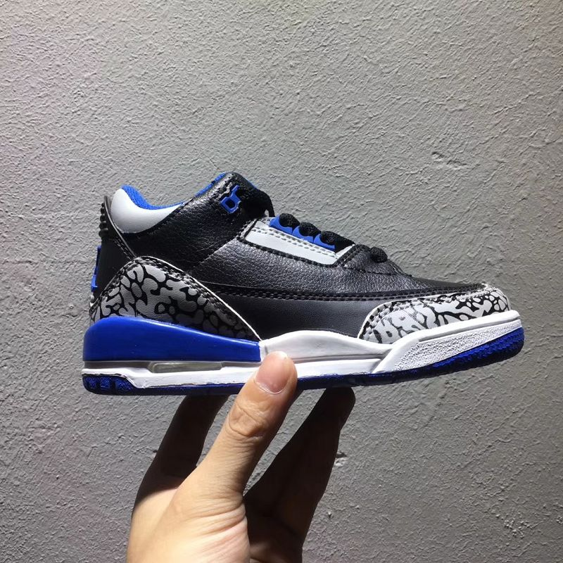 Kids Air Jordan III Sneakers 208