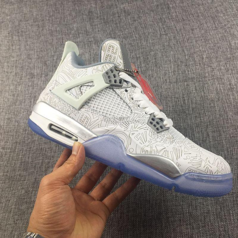 Men Basketball Shoes Air Jordan IV Retro AAAAA 341