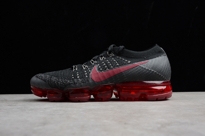 the latest ae09e fbb66 Men Nike Air VaporMax 2018 Flyknit Running Shoes AAAA 339