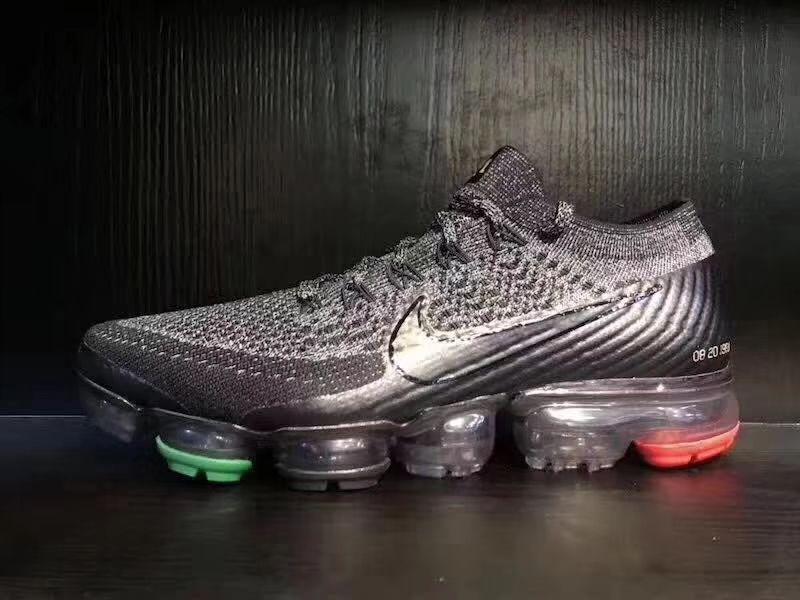 Men Nike Air VaporMax 2018 Flyknit Running Shoes AAAA 340