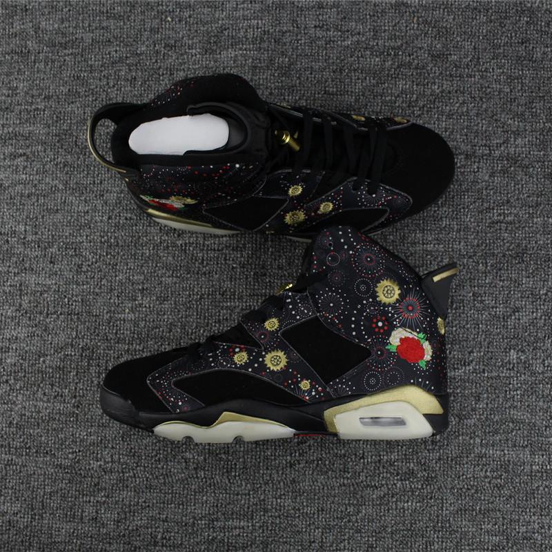 72169c9157e248 ... Men Basketball Shoe Air Jordan 6 Chinese New Year AAA 318 ...