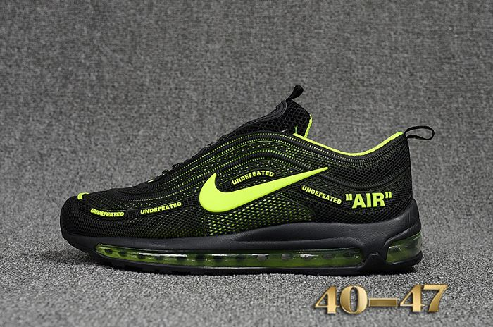 Men Nike Air Max 97 Running Shoes KPU 248