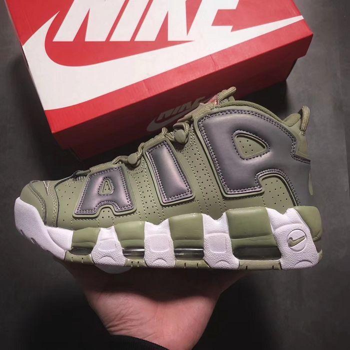 Nike Air More Uptempo Men Basketball Shoe AAAA 271