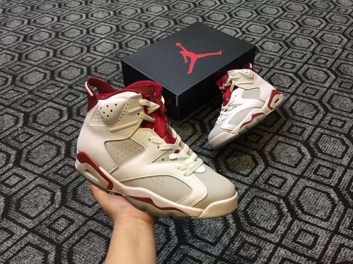 Men Basketball Shoes Air Jordan VI Retro AAA 295