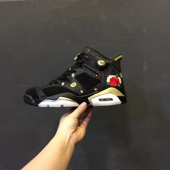 Women Air Jordan VI Retro Sneakers AAAAA 278