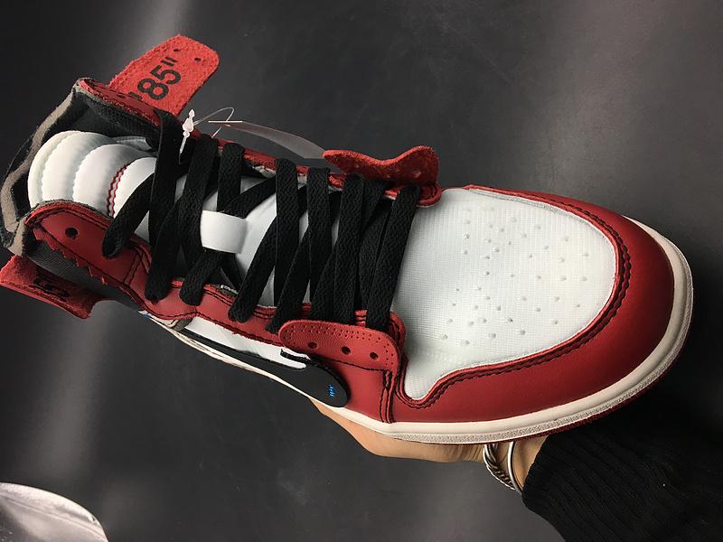... Men Basketball Shoe Off-White x Air Jordan 1 AAAAAA 204 ...