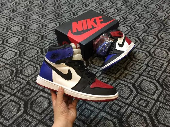 Men Basketball Shoes Air Jordan 1 Retro High OG Top AAAA 292