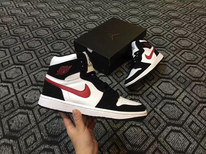 Men Basketball Shoes Air Jordan I Retro AAA 382