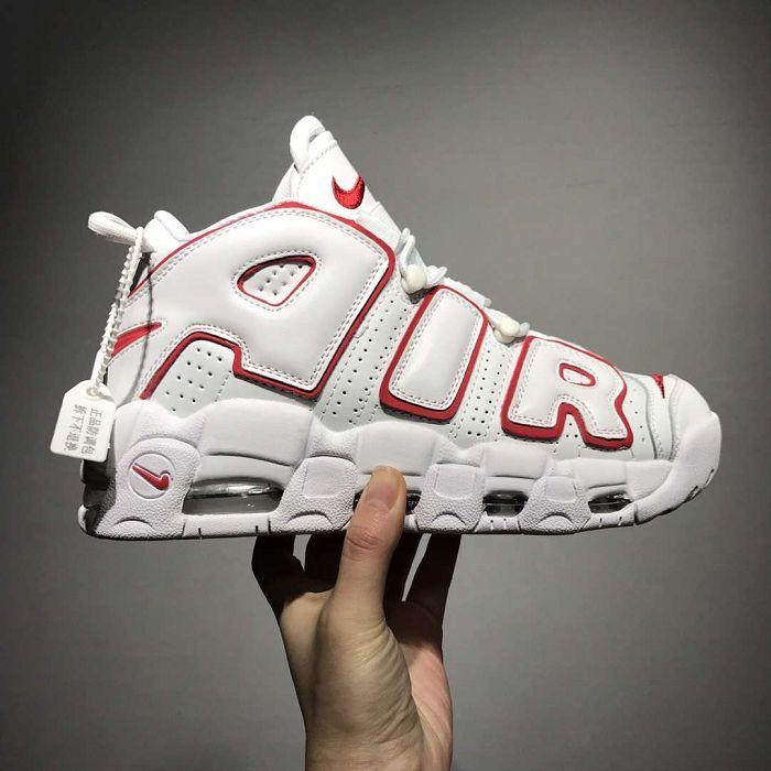 Nike Air More Uptempo Men Basketball Shoe AAAA 286