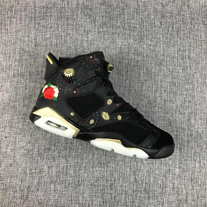 Men Basketball Shoe Air Jordan 6 Chinese New Year AAAA 324
