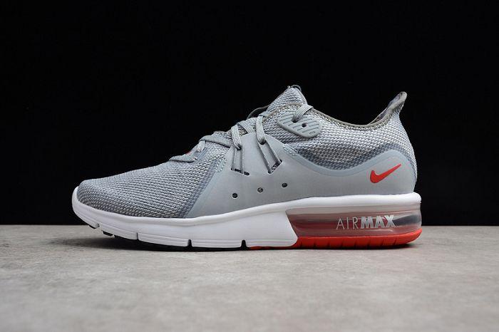 Men Nike Max Sequent 3 Running Shoe 267