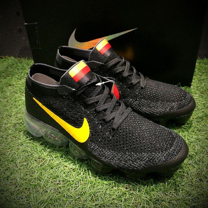 Men Nike Air VaporMax 2018 Flyknit Running Shoes AAAA 328