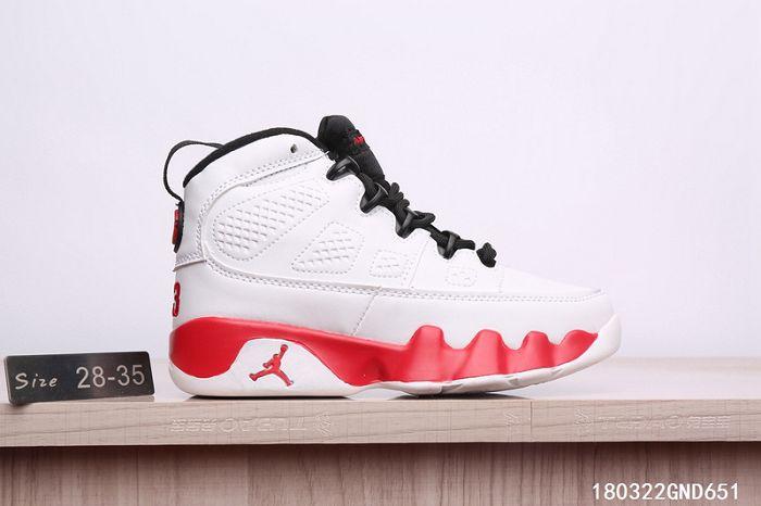 Kids Air Jordan IX Sneakers 207