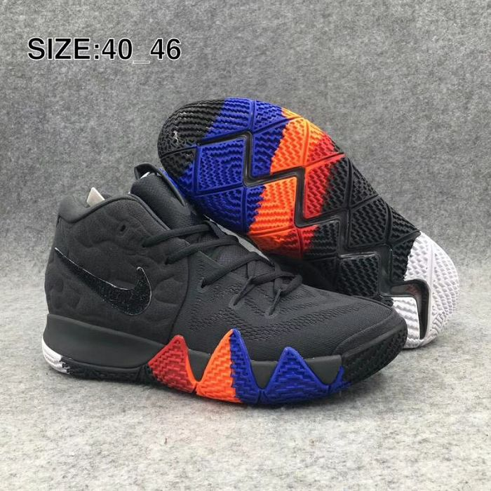 Men Nike Kyrie 4 Basketball Shoes 391