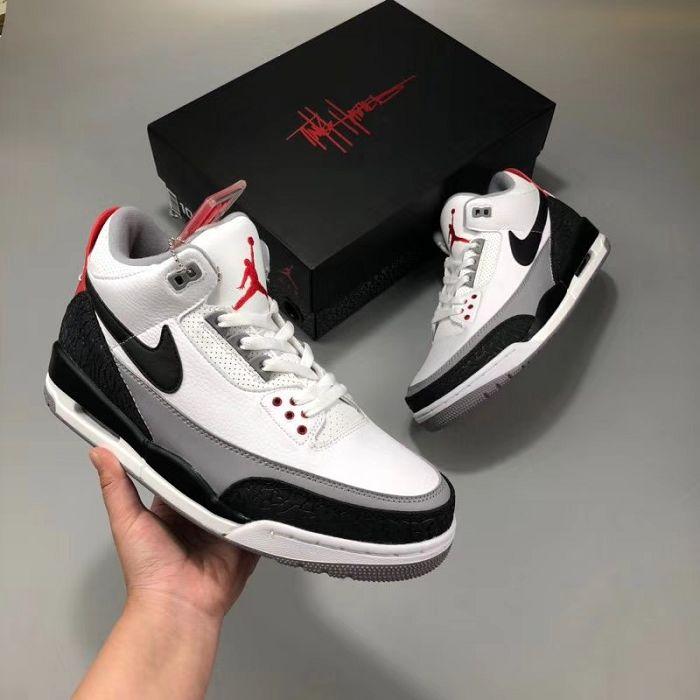 Men Basketball Shoes Air Jordan III Retro AAAAA 292