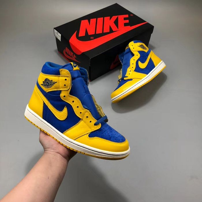 Men Air Jordan 1 Retro Basketball Shoe AAAAA 429