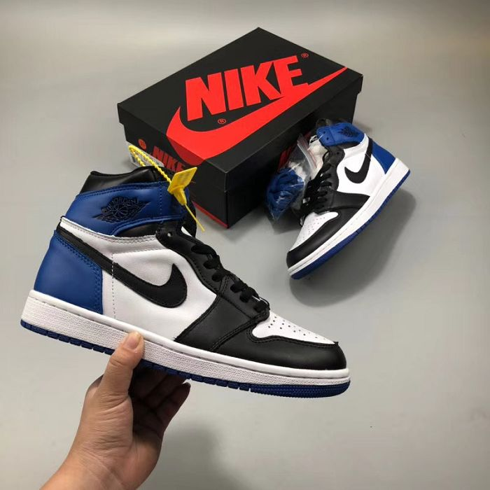 Men Air Jordan 1 Retro Basketball Shoe AAAAA 434