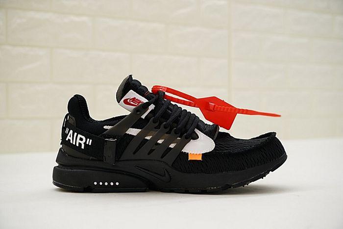 Men Off White x Nike Air Presto Running Shoe AAA 299