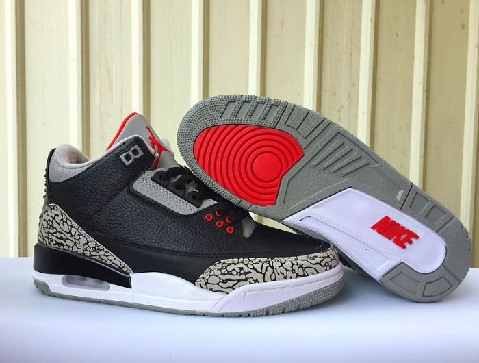 Men Basketball Shoes Air Jordan III Retro 298