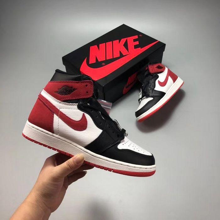 Women Sneaker Air Jordan 1 Retro AAAAA 295