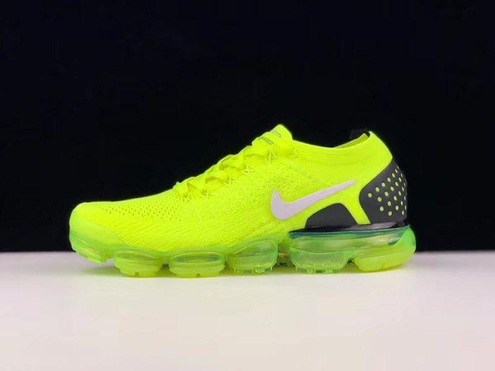 Men Nike Air VaporMax 2018 Flyknit Running Shoes AAAA 397