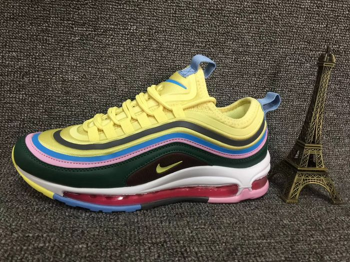 Men Nike Air Max 97 Running Shoes AAA 322