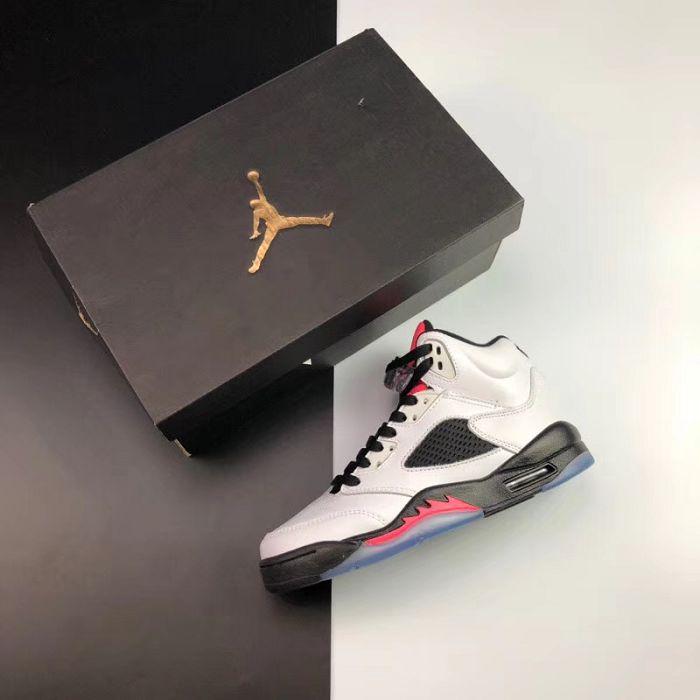 Women Sneaker Air Jordan V Retro AAAA 240