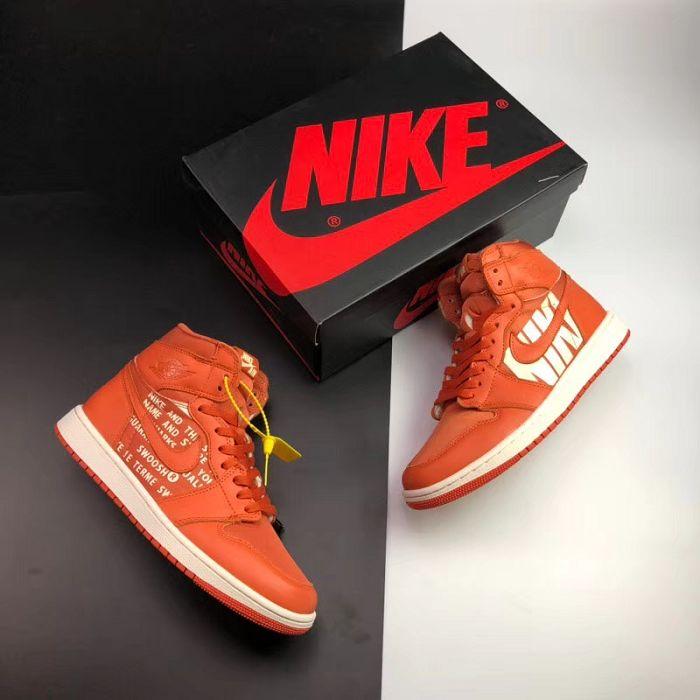 Men Air Jordan 1 Retro Basketball Shoe AAAAA 518