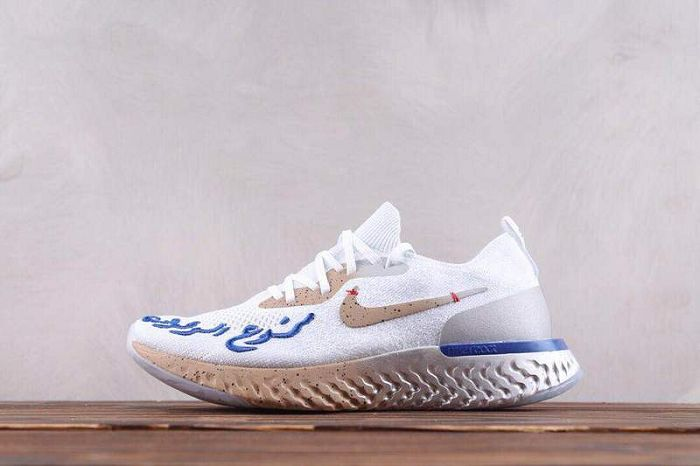 Men Nike Epic React Flyknit Running Shoe AAA 304