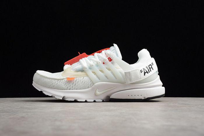 Men Off White x Nike Air Presto Running Shoe AAAA 307