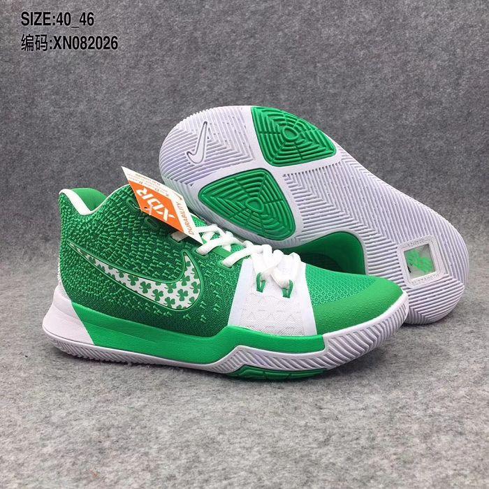 Men Nike Kyrie 3 Basketball Shoes 417