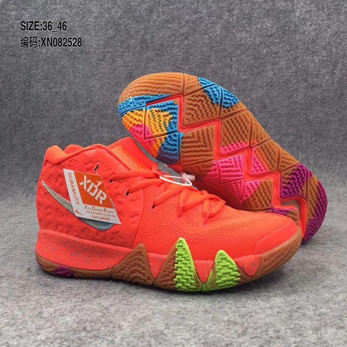 Men Nike Kyrie 4 Basketball Shoes 421
