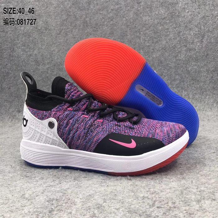 Men Nike Zoom KD 11 Basketball Shoe 508