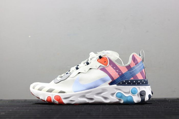 Men Nike Epic React Element 87 Undercover Running Shoes AAAA 329