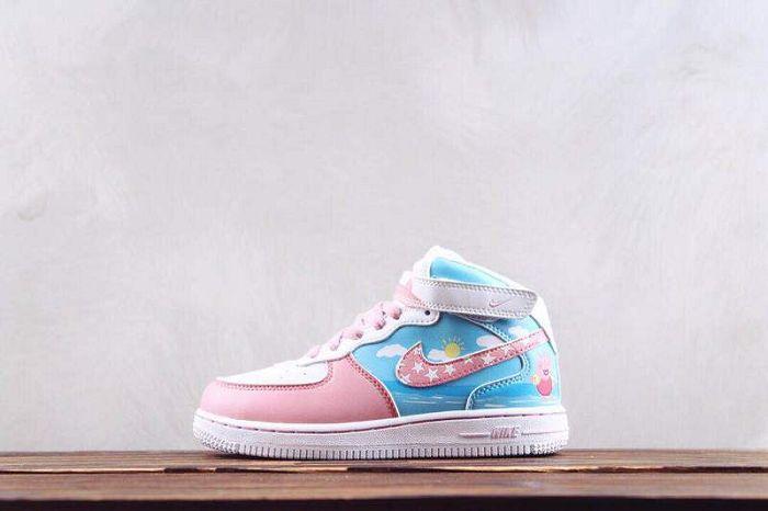Kids Nike Air Force 1 Sneakers 292