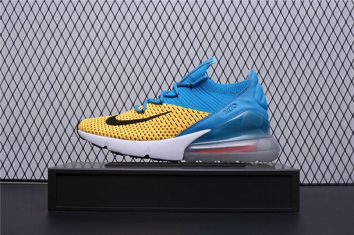 Men Nike Air Max 270 Weave Running Shoe AAAA 332