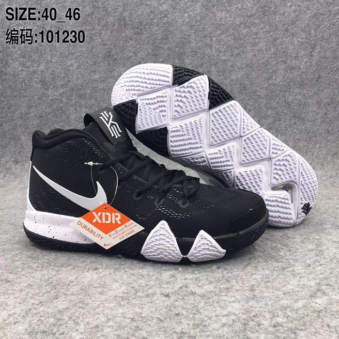Men Nike Kyrie 4 Basketball Shoes 435