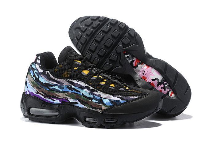 Men Nike Air Max 95 Running Shoes 356