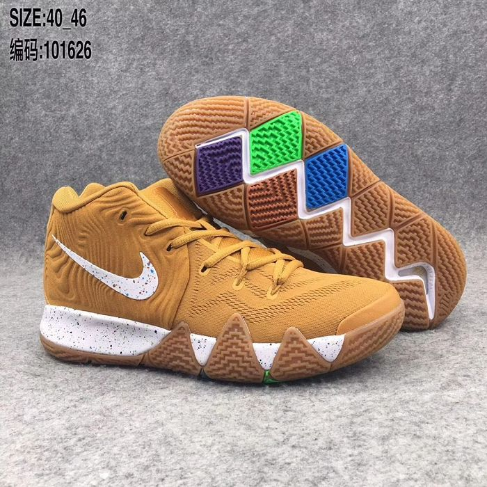 Men Nike Kyrie 4 Basketball Shoes 436
