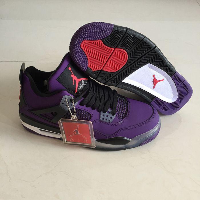 Men Basketball Shoes Air Jordan IV Retro AAA 368