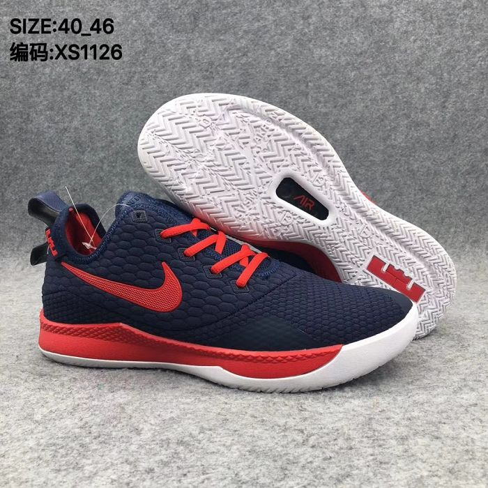 Men Nike LeBron 3 Basketball Shoes 786