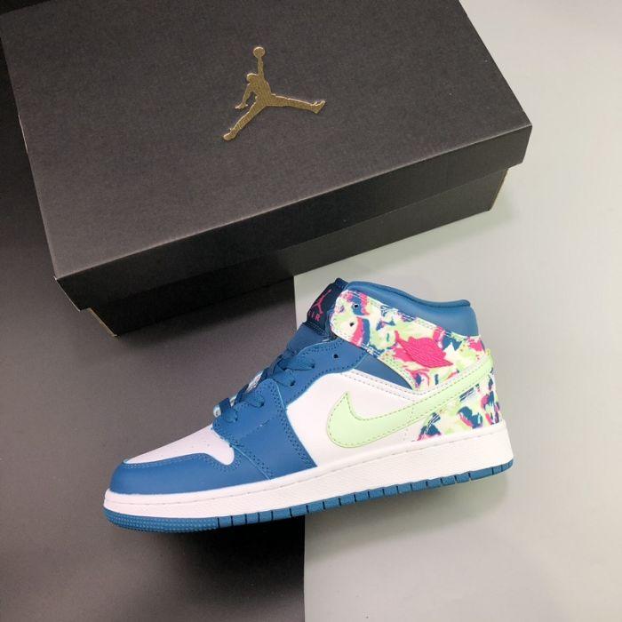 Women Sneaker Air Jordan 1 Retro AAAA 402