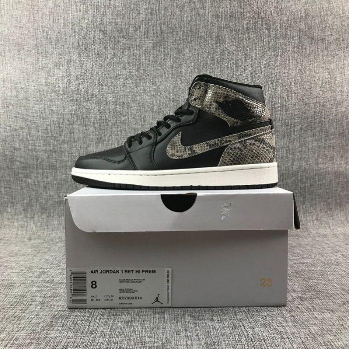 Men Basketball Shoes Air Jordan I Retro AAAAA 606