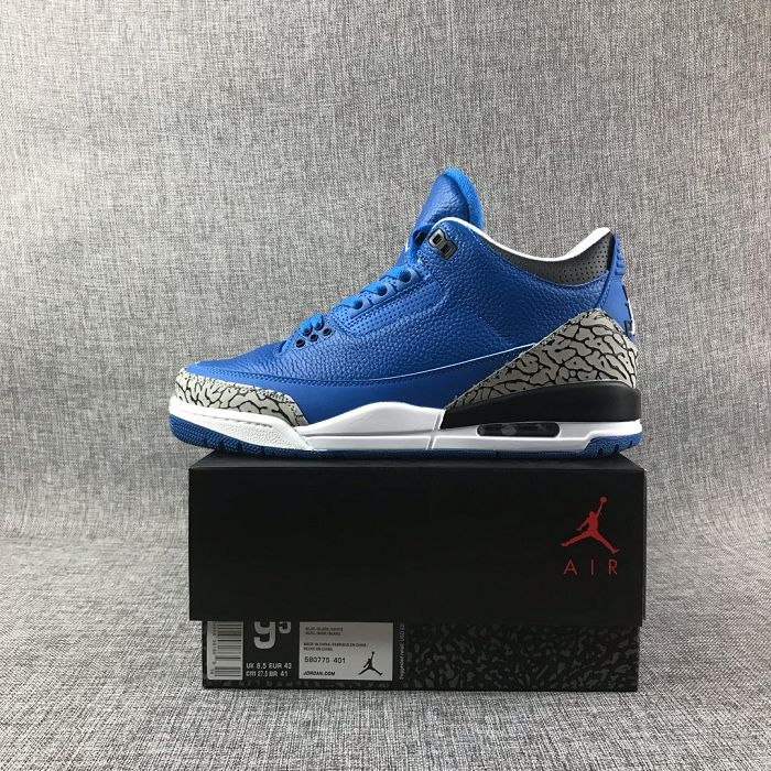 Men Basketball Shoes Air Jordan III Retro AAAAA 339