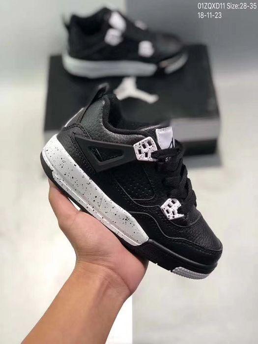 Kids Air Jordan IV Sneakers 243