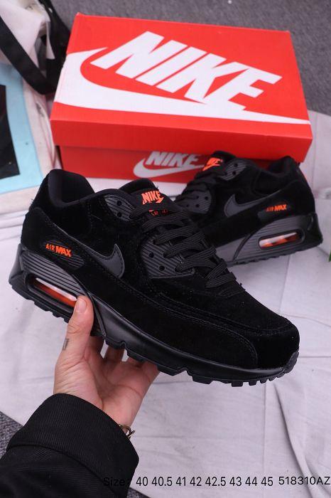 purchase cheap 18594 3ffba Men Nike Air Max 90 Running Shoe AAA 323