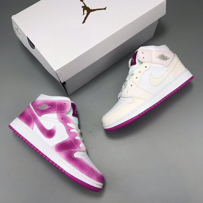 Women Sneaker Air Jordan 1 Retro AAAA 448