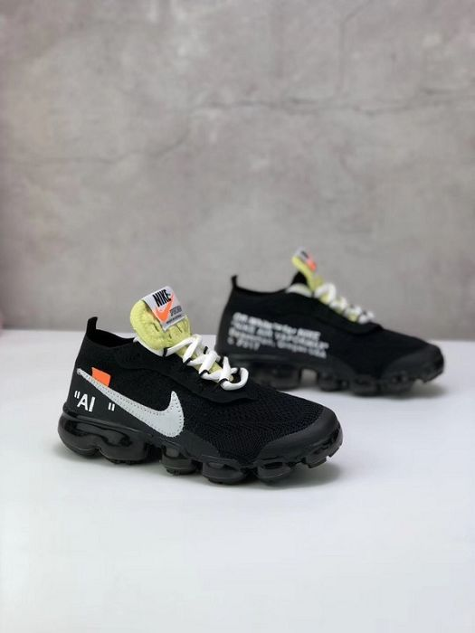 Kids Nike Air VaporMax 2018 Flyknit Running Shoe 378