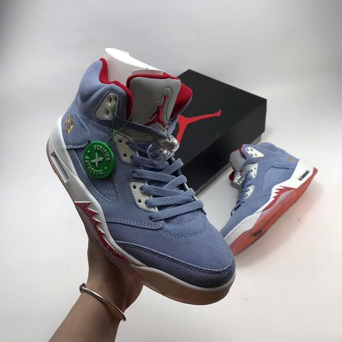 Men Basketball Shoes Air Jordan V Retro AAAAA 374
